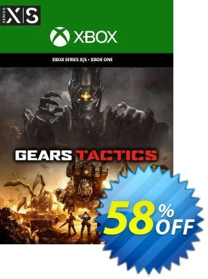 Gears Tactics Xbox One/Xbox Series X|S (UK) discount coupon Gears Tactics Xbox One/Xbox Series X|S (UK) Deal 2021 CDkeys - Gears Tactics Xbox One/Xbox Series X|S (UK) Exclusive Sale offer for iVoicesoft