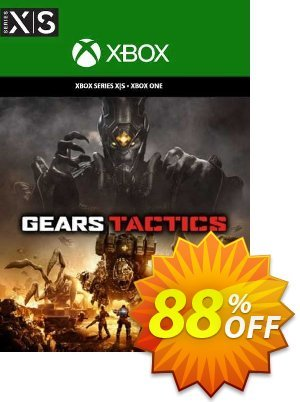 Gears Tactics Xbox One/Xbox Series X|S (US) discount coupon Gears Tactics Xbox One/Xbox Series X|S (US) Deal 2021 CDkeys - Gears Tactics Xbox One/Xbox Series X|S (US) Exclusive Sale offer for iVoicesoft