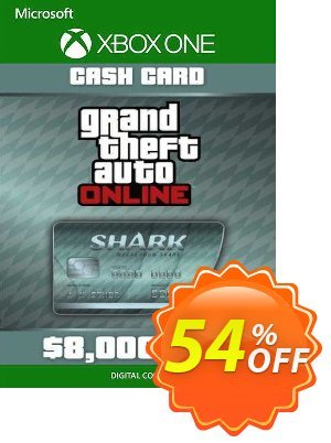 Grand Theft Auto V - Megalodon Cash Card Xbox One (UK) discount coupon Grand Theft Auto V - Megalodon Cash Card Xbox One (UK) Deal 2021 CDkeys - Grand Theft Auto V - Megalodon Cash Card Xbox One (UK) Exclusive Sale offer for iVoicesoft