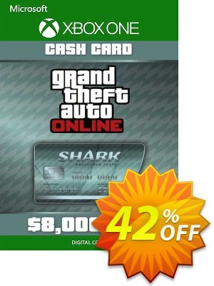 Grand Theft Auto V - Megalodon Cash Card Xbox One (US) discount coupon Grand Theft Auto V - Megalodon Cash Card Xbox One (US) Deal 2021 CDkeys - Grand Theft Auto V - Megalodon Cash Card Xbox One (US) Exclusive Sale offer for iVoicesoft