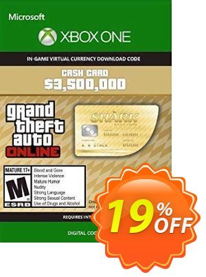 Grand Theft Auto V - Whale Shark Cash Card Xbox One (EU) discount coupon Grand Theft Auto V - Whale Shark Cash Card Xbox One (EU) Deal 2021 CDkeys - Grand Theft Auto V - Whale Shark Cash Card Xbox One (EU) Exclusive Sale offer for iVoicesoft