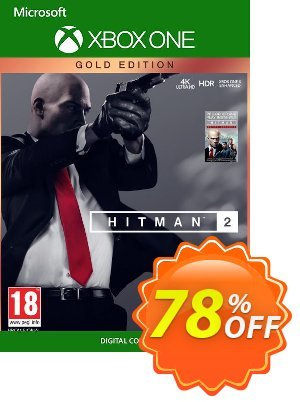 Hitman 2 Gold Edition Xbox One (EU) Coupon, discount Hitman 2 Gold Edition Xbox One (EU) Deal 2021 CDkeys. Promotion: Hitman 2 Gold Edition Xbox One (EU) Exclusive Sale offer for iVoicesoft