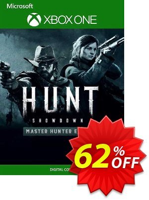 Hunt: Showdown - Master Hunter Edition Xbox One (UK) discount coupon Hunt: Showdown - Master Hunter Edition Xbox One (UK) Deal 2021 CDkeys - Hunt: Showdown - Master Hunter Edition Xbox One (UK) Exclusive Sale offer for iVoicesoft