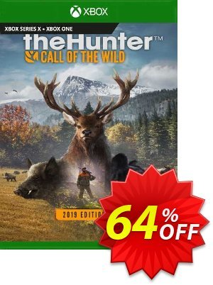 Hunter Call of the Wild - 2019 Edition Xbox One (UK) discount coupon Hunter Call of the Wild - 2019 Edition Xbox One (UK) Deal 2021 CDkeys - Hunter Call of the Wild - 2019 Edition Xbox One (UK) Exclusive Sale offer for iVoicesoft