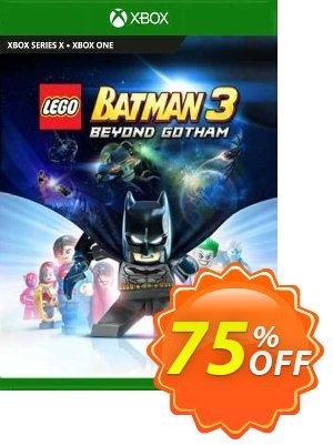 LEGO Batman 3 Beyond Gotham Xbox One (UK) discount coupon LEGO Batman 3 Beyond Gotham Xbox One (UK) Deal 2021 CDkeys - LEGO Batman 3 Beyond Gotham Xbox One (UK) Exclusive Sale offer for iVoicesoft