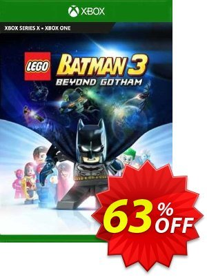 LEGO Batman 3 Beyond Gotham Xbox One (US) discount coupon LEGO Batman 3 Beyond Gotham Xbox One (US) Deal 2021 CDkeys - LEGO Batman 3 Beyond Gotham Xbox One (US) Exclusive Sale offer for iVoicesoft