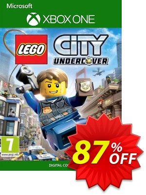 LEGO City Undercover Xbox One (US) Coupon, discount LEGO City Undercover Xbox One (US) Deal 2021 CDkeys. Promotion: LEGO City Undercover Xbox One (US) Exclusive Sale offer for iVoicesoft