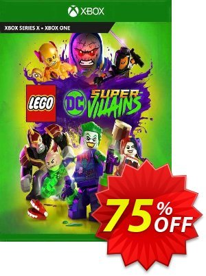 LEGO DC Super-Villains Xbox One (US) discount coupon LEGO DC Super-Villains Xbox One (US) Deal 2021 CDkeys - LEGO DC Super-Villains Xbox One (US) Exclusive Sale offer for iVoicesoft