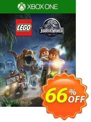 LEGO Jurassic World Xbox One (US) discount coupon LEGO Jurassic World Xbox One (US) Deal 2021 CDkeys - LEGO Jurassic World Xbox One (US) Exclusive Sale offer for iVoicesoft