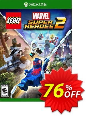 LEGO Marvel Super Heroes 2 - Deluxe Edition Xbox One (UK) Coupon, discount LEGO Marvel Super Heroes 2 - Deluxe Edition Xbox One (UK) Deal 2021 CDkeys. Promotion: LEGO Marvel Super Heroes 2 - Deluxe Edition Xbox One (UK) Exclusive Sale offer for iVoicesoft