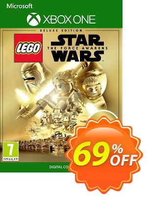 LEGO Star Wars The Force Awakens - Deluxe Edition Xbox One (UK) Coupon, discount LEGO Star Wars The Force Awakens - Deluxe Edition Xbox One (UK) Deal 2021 CDkeys. Promotion: LEGO Star Wars The Force Awakens - Deluxe Edition Xbox One (UK) Exclusive Sale offer for iVoicesoft