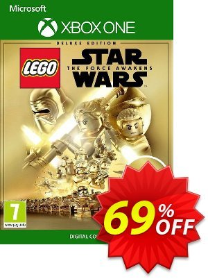 LEGO Star Wars The Force Awakens - Deluxe Edition Xbox One (UK) discount coupon LEGO Star Wars The Force Awakens - Deluxe Edition Xbox One (UK) Deal 2021 CDkeys - LEGO Star Wars The Force Awakens - Deluxe Edition Xbox One (UK) Exclusive Sale offer for iVoicesoft