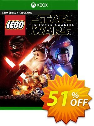 LEGO Star Wars - The Force Awakens Xbox One (US) discount coupon LEGO Star Wars - The Force Awakens Xbox One (US) Deal 2021 CDkeys - LEGO Star Wars - The Force Awakens Xbox One (US) Exclusive Sale offer for iVoicesoft