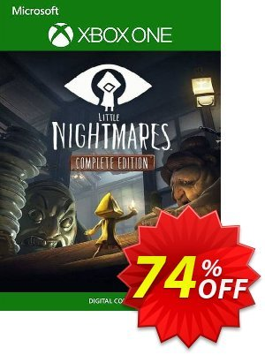 Little Nightmares Complete Edition Xbox One (EU) Coupon, discount Little Nightmares Complete Edition Xbox One (EU) Deal 2021 CDkeys. Promotion: Little Nightmares Complete Edition Xbox One (EU) Exclusive Sale offer for iVoicesoft
