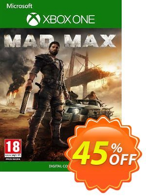 Mad Max Xbox One (US) discount coupon Mad Max Xbox One (US) Deal 2021 CDkeys - Mad Max Xbox One (US) Exclusive Sale offer for iVoicesoft