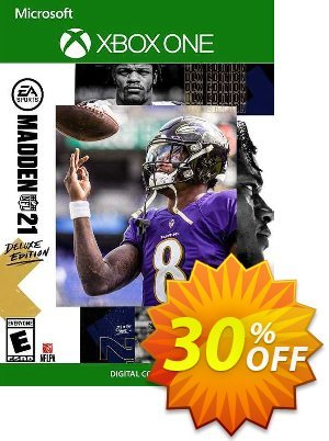 Madden NFL 21: Deluxe Edition Xbox One (UK) discount coupon Madden NFL 21: Deluxe Edition Xbox One (UK) Deal 2021 CDkeys - Madden NFL 21: Deluxe Edition Xbox One (UK) Exclusive Sale offer for iVoicesoft