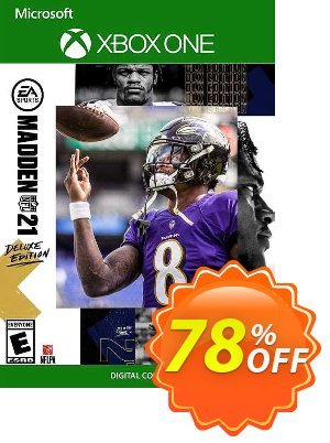 Madden NFL 21: Deluxe Edition Xbox One (US) discount coupon Madden NFL 21: Deluxe Edition Xbox One (US) Deal 2021 CDkeys - Madden NFL 21: Deluxe Edition Xbox One (US) Exclusive Sale offer for iVoicesoft