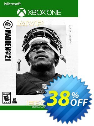 Madden NFL 21: MVP Edition Xbox One (EU) discount coupon Madden NFL 21: MVP Edition Xbox One (EU) Deal 2021 CDkeys - Madden NFL 21: MVP Edition Xbox One (EU) Exclusive Sale offer for iVoicesoft