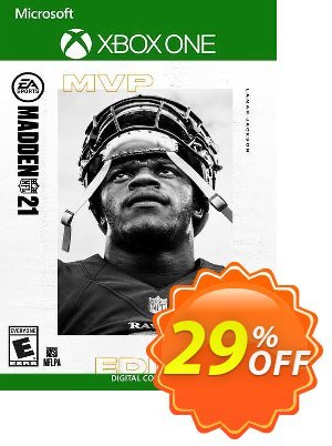 Madden NFL 21: MVP Edition Xbox One (UK) discount coupon Madden NFL 21: MVP Edition Xbox One (UK) Deal 2021 CDkeys - Madden NFL 21: MVP Edition Xbox One (UK) Exclusive Sale offer for iVoicesoft