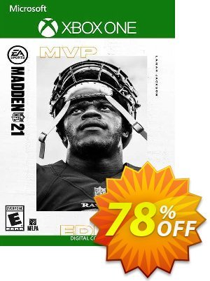 Madden NFL 21: MVP Edition Xbox One (US) discount coupon Madden NFL 21: MVP Edition Xbox One (US) Deal 2021 CDkeys - Madden NFL 21: MVP Edition Xbox One (US) Exclusive Sale offer for iVoicesoft