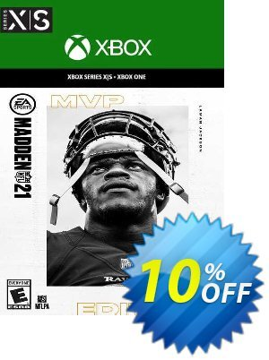 Madden NFL 21: MVP Edition Xbox One/Xbox Series X|S discount coupon Madden NFL 21: MVP Edition Xbox One/Xbox Series X|S Deal 2021 CDkeys - Madden NFL 21: MVP Edition Xbox One/Xbox Series X|S Exclusive Sale offer for iVoicesoft