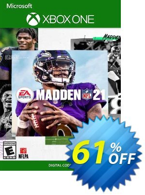 Madden NFL 21: Standard Edition Xbox One (EU) Coupon, discount Madden NFL 21: Standard Edition Xbox One (EU) Deal 2021 CDkeys. Promotion: Madden NFL 21: Standard Edition Xbox One (EU) Exclusive Sale offer for iVoicesoft