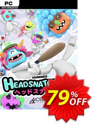Headsnatchers PC 프로모션 코드 Headsnatchers PC Deal 프로모션: Headsnatchers PC Exclusive offer for iVoicesoft