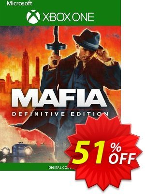 Mafia: Definitive Edition Xbox One discount coupon Mafia: Definitive Edition Xbox One Deal 2021 CDkeys - Mafia: Definitive Edition Xbox One Exclusive Sale offer for iVoicesoft