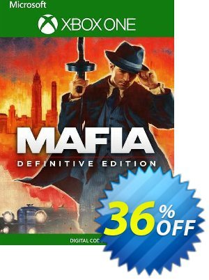 Mafia: Definitive Edition Xbox One (UK) discount coupon Mafia: Definitive Edition Xbox One (UK) Deal 2021 CDkeys - Mafia: Definitive Edition Xbox One (UK) Exclusive Sale offer for iVoicesoft