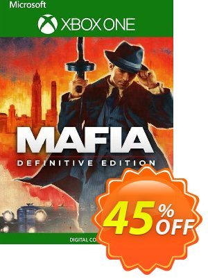 Mafia: Definitive Edition Xbox One (US) discount coupon Mafia: Definitive Edition Xbox One (US) Deal 2021 CDkeys - Mafia: Definitive Edition Xbox One (US) Exclusive Sale offer for iVoicesoft