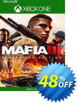 Mafia III: Definitive Edition Xbox One (UK) discount coupon Mafia III: Definitive Edition Xbox One (UK) Deal 2021 CDkeys - Mafia III: Definitive Edition Xbox One (UK) Exclusive Sale offer for iVoicesoft