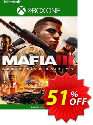 Mafia III: Definitive Edition Xbox One (US) discount coupon Mafia III: Definitive Edition Xbox One (US) Deal 2021 CDkeys - Mafia III: Definitive Edition Xbox One (US) Exclusive Sale offer for iVoicesoft