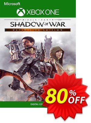 Middle Earth: Shadow of War Definitive Edition Xbox One/Xbox Series X|S/ Windows 10 (Brazil) discount coupon Middle Earth: Shadow of War Definitive Edition Xbox One/Xbox Series X|S/ Windows 10 (Brazil) Deal 2021 CDkeys - Middle Earth: Shadow of War Definitive Edition Xbox One/Xbox Series X|S/ Windows 10 (Brazil) Exclusive Sale offer for iVoicesoft