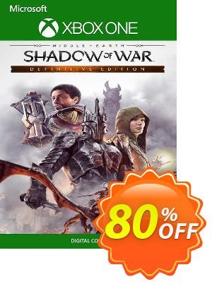 Middle Earth: Shadow of War Definitive Edition Xbox One/Xbox Series X S/ Windows 10 (Brazil) discount coupon Middle Earth: Shadow of War Definitive Edition Xbox One/Xbox Series X S/ Windows 10 (Brazil) Deal 2021 CDkeys - Middle Earth: Shadow of War Definitive Edition Xbox One/Xbox Series X S/ Windows 10 (Brazil) Exclusive Sale offer for iVoicesoft