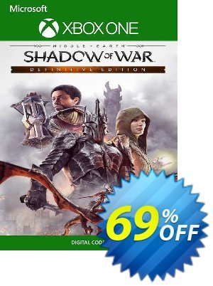 Middle Earth: Shadow of War Definitive Edition Xbox One (US) discount coupon Middle Earth: Shadow of War Definitive Edition Xbox One (US) Deal 2021 CDkeys - Middle Earth: Shadow of War Definitive Edition Xbox One (US) Exclusive Sale offer for iVoicesoft