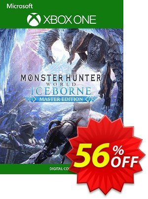 Monster Hunter World Iceborne Master Edition Xbox One (UK) discount coupon Monster Hunter World Iceborne Master Edition Xbox One (UK) Deal 2021 CDkeys - Monster Hunter World Iceborne Master Edition Xbox One (UK) Exclusive Sale offer for iVoicesoft