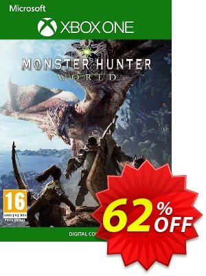 Monster Hunter World Xbox One (UK) discount coupon Monster Hunter World Xbox One (UK) Deal 2021 CDkeys - Monster Hunter World Xbox One (UK) Exclusive Sale offer for iVoicesoft