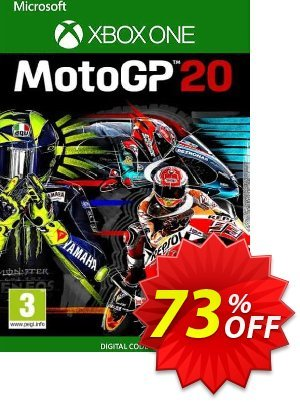 MotoGP 20 Xbox One (UK) discount coupon MotoGP 20 Xbox One (UK) Deal 2021 CDkeys - MotoGP 20 Xbox One (UK) Exclusive Sale offer for iVoicesoft