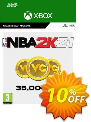 NBA 2K21: 35,000 VC Xbox One discount coupon NBA 2K21: 35,000 VC Xbox One Deal 2021 CDkeys - NBA 2K21: 35,000 VC Xbox One Exclusive Sale offer for iVoicesoft