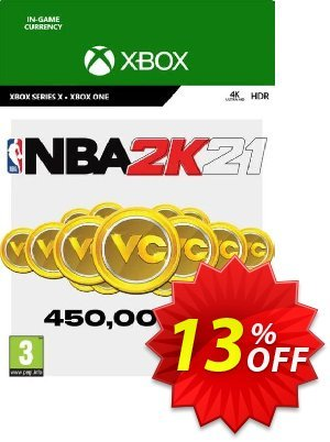 NBA 2K21: 450,000 VC XBOX ONE discount coupon NBA 2K21: 450,000 VC XBOX ONE Deal 2021 CDkeys - NBA 2K21: 450,000 VC XBOX ONE Exclusive Sale offer for iVoicesoft