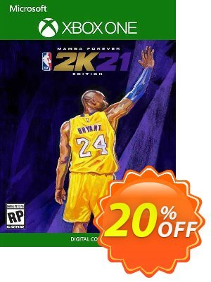 NBA 2K21 Next Generation Mamba Forever Edition Xbox One (UK) discount coupon NBA 2K21 Next Generation Mamba Forever Edition Xbox One (UK) Deal 2021 CDkeys - NBA 2K21 Next Generation Mamba Forever Edition Xbox One (UK) Exclusive Sale offer for iVoicesoft