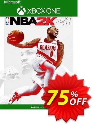 NBA 2K21 Xbox One (EU) discount coupon NBA 2K21 Xbox One (EU) Deal 2021 CDkeys - NBA 2K21 Xbox One (EU) Exclusive Sale offer for iVoicesoft