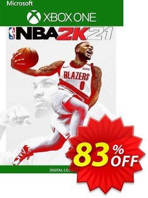 NBA 2K21 Xbox One (UK) Coupon discount NBA 2K21 Xbox One (UK) Deal 2021 CDkeys