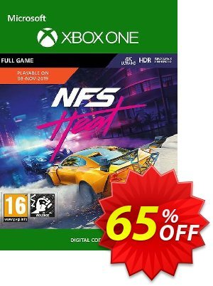 Need for Speed - Heat Xbox One (UK) discount coupon Need for Speed - Heat Xbox One (UK) Deal 2021 CDkeys - Need for Speed - Heat Xbox One (UK) Exclusive Sale offer for iVoicesoft