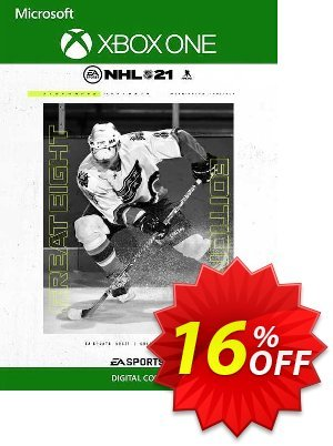 NHL 21 Great Eight Edition Xbox One (US) discount coupon NHL 21 Great Eight Edition Xbox One (US) Deal 2021 CDkeys - NHL 21 Great Eight Edition Xbox One (US) Exclusive Sale offer for iVoicesoft