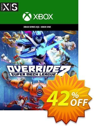 Override 2: Super Mech League Xbox One/Xbox Series X|S (UK) Coupon, discount Override 2: Super Mech League Xbox One/Xbox Series X|S (UK) Deal 2021 CDkeys. Promotion: Override 2: Super Mech League Xbox One/Xbox Series X|S (UK) Exclusive Sale offer for iVoicesoft