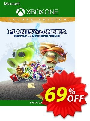 Plants vs. Zombies: Battle for Neighborville Deluxe Edition Xbox One discount coupon Plants vs. Zombies: Battle for Neighborville Deluxe Edition Xbox One Deal 2021 CDkeys - Plants vs. Zombies: Battle for Neighborville Deluxe Edition Xbox One Exclusive Sale offer for iVoicesoft