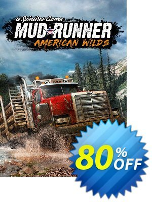 Spintires Mudrunner American Wilds PC discount coupon Spintires Mudrunner American Wilds PC Deal - Spintires Mudrunner American Wilds PC Exclusive offer for iVoicesoft
