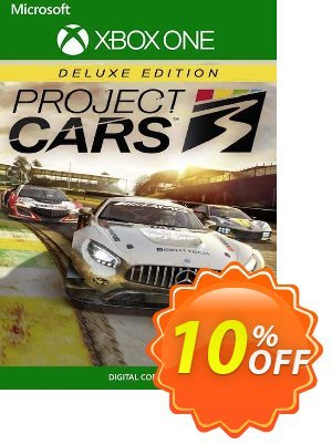 Project Cars 3 Deluxe Edition Xbox One (EU) discount coupon Project Cars 3 Deluxe Edition Xbox One (EU) Deal 2021 CDkeys - Project Cars 3 Deluxe Edition Xbox One (EU) Exclusive Sale offer for iVoicesoft