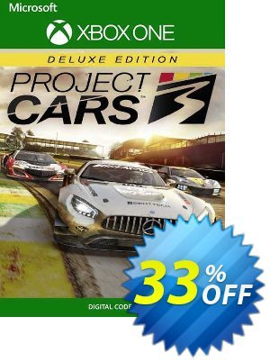 Project Cars 3 Deluxe Edition Xbox One (UK) discount coupon Project Cars 3 Deluxe Edition Xbox One (UK) Deal 2021 CDkeys - Project Cars 3 Deluxe Edition Xbox One (UK) Exclusive Sale offer for iVoicesoft